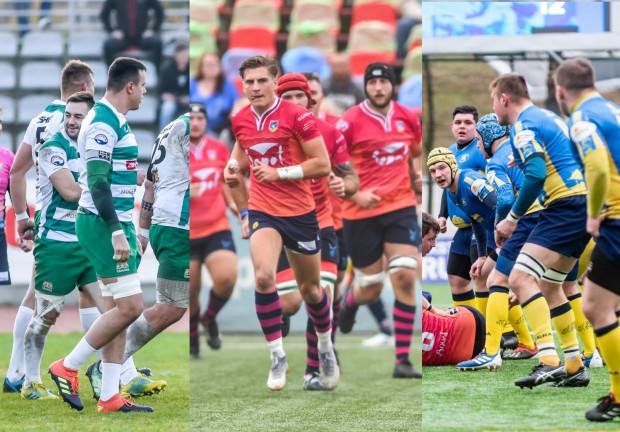 W drugi weekend kwietnia trójmiejscy kibice rugby będą mogli zobaczyć w akcji Lechię Gdańsk, Ogniwo Sopot i Arkę Gdynia.