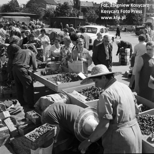 Rynek we Wrzeszczu, 1968 r.