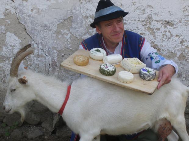 Sery z Kaszubskiej Kozy cenione są na całym świecie.