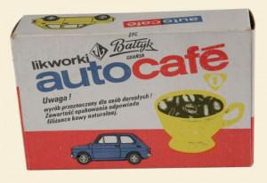 Specjalne cukierki dla kierowców. Zawierały kofeinę w dużych ilościach.