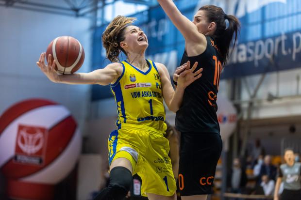 Alice Kunek zdobyła 22 punkty w drugim finałowym meczu z CCC Polkowice.