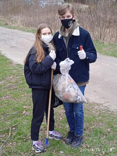 Uczestnicy akcji już zapowiadają, że będą sprzątać kolejne rejony miasta.