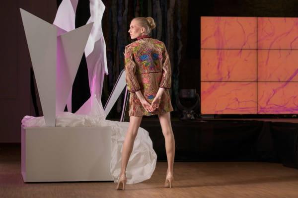 Patryk Wojciechowski stworzył kolekcję Silknow w technologii druku 3D