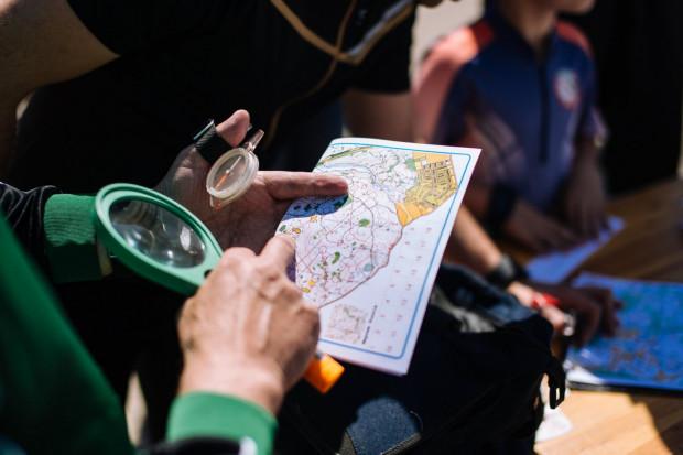 W sobotę mapa w gdyńskich lasach może być potrzebna.