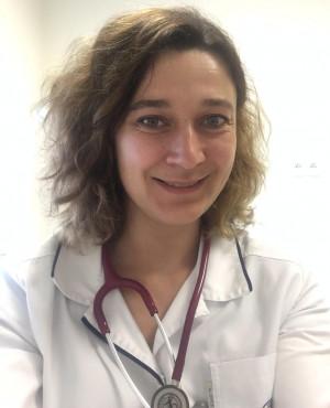 Dr n. med. Katarzyna Korzeniowska, lekarz z Kliniki Pediatrii, Diabetologii i Endokrynologii Gdańskiego Uniwersytetu Medycznego.