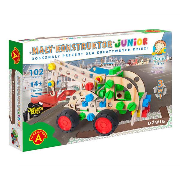Alexander to przedsiębiorstwo spod Trójmiasta, które produkuje gry planszowe i zabawki edukacyjne przeznaczone dla najmłodszych użytkowników.
