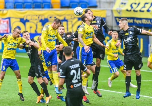 Jesienią w meczu Arka Gdynia - ŁKS Łódź na Stadionie Miejskim padł remis 0:0. Jak spotkanie zakończy się tym razem?