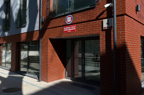 Otwarta pod koniec marca nowa siedziba sanepidu w końcu doczekała się nowego szefa.