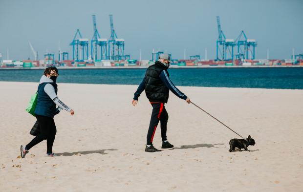 Plaże, lasy, punkty widokowe, tereny portowe - zapewne każdy znajdzie swoje ulubione miejsce na spokojny spacer.