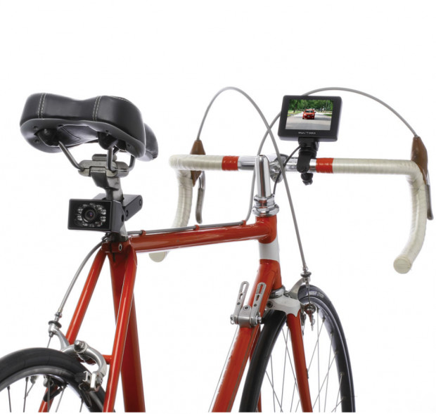 Tylna kamera do roweru