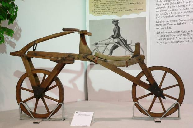 Pojazd Karla Draisa