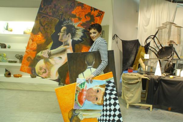 Marzena Gawrysiak, dyrektor artystyczny Pomorskiego Inkubatora Kultury.