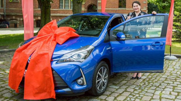 Zarówno w Gdańsku, jak i w Gdyni do wygrania w loterii podatkowej są samochody.