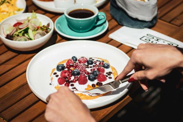 """""""Perfekcyjne śniadanie = perfekcyjny dzień"""" - ta zasada wyznawana jest w restauracji Ducha 66."""