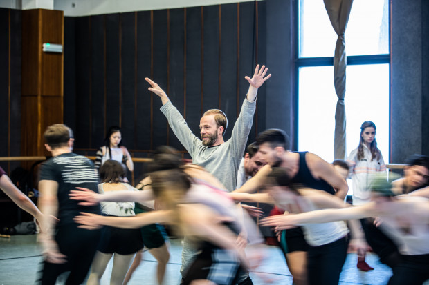 Filip Michalak, Balet Opery Bałtyckiej