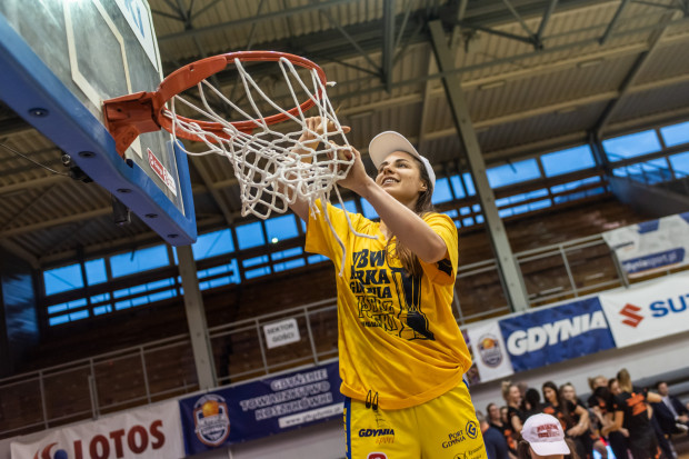 Barbora Balintova grała w Arce Gdynia od 2018 roku.