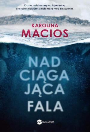 """Nadciągająca fala"" Karoliny Macios."