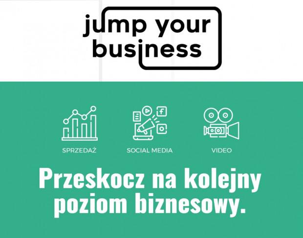 Jump Your Business to szansa na zdobycie nowych umiejętności, podniesienie kwalifikacji i dokształcenie w obszarach wyjątkowo ważnych dla prowadzenia biznesu.
