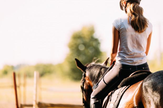 Jazda konna to połączenie aktywności fizycznej z obcowaniem z ciekawym, dostojnym zwierzęciem, jakim jest koń.
