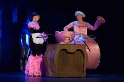 """W Mikołajki Teatr Muzyczny żegna się z tytułem """"Piękna i Bestia"""" - spektakl do obejrzenia 6 grudnia tylko raz, o godz. 11. W godzinach popołudniowych """"Piękną i Bestię"""" zobaczyć można tylko w weekend 3-4 grudnia."""