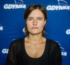 Agata Grzegorczyk, rzecznik UM w Gdyni.