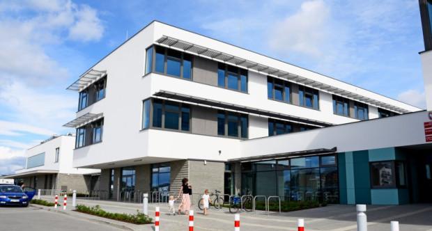 Szkoła przy ul. Wiczlińskiej została otwarta w 2019 roku.