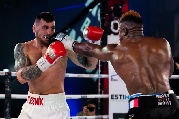 Rocky Boxing Night. W walce wieczoru Youri Kalenga pokonał Michala Plesnika w 9. rundzie przez nokaut.