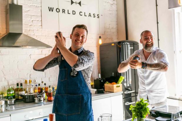 World Class to konkurs wszechstronnie oceniający umiejętności i kreatywność mistrzów sztuki koktajlowej.