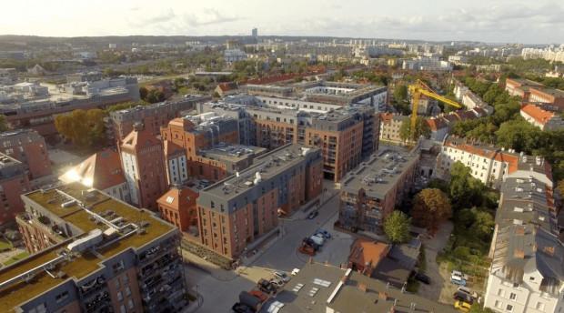 Na osiedlu Browar Gdański znajdują się lokale z Funduszu Mieszkań na Wynajem.