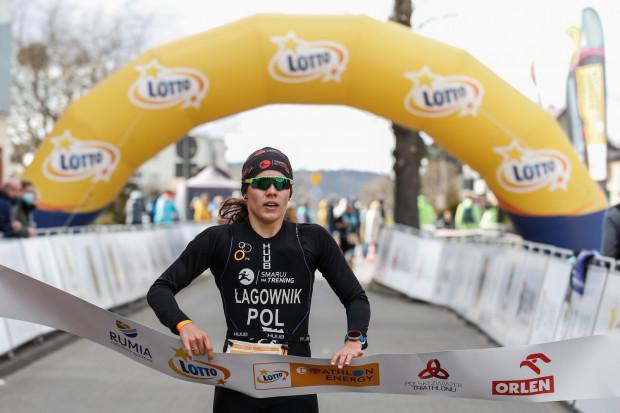 Marta Łagownik z Gdańska została mistrzynią Polski w duathlonie na dystansie sprint.