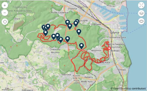 Nowa pętla maratonu w Gdyni będzie dłuższa o 10 km względem zeszłorocznej.