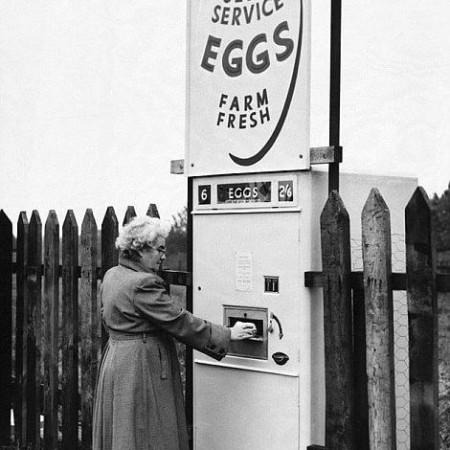 Z automatu można szybko i bezpiecznie kupić prawie wszystko. Jedyne ograniczenia to wyobraźnia i wielkość automatu.
