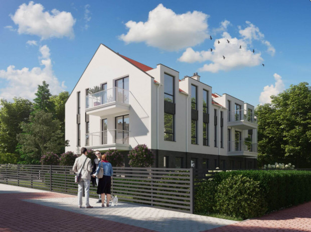 Rozwiązania inteligentnego domu znajdą się m.in. w inwestycji Willa Parkur w Sopocie.