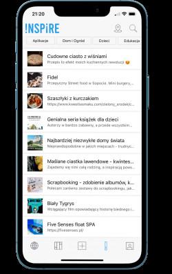 Aplikacja jest stosunkowo intuicyjna, a wyszukiwanie rekomendacji jest proste i szybkie.