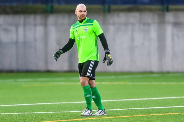 Marcin Matysiak rozegrał 165 meczów w barwach Bałtyku Gdynia.