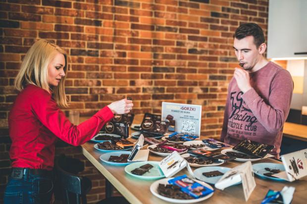 Miłośników czekolady w naszym gronie nie brakuje, nawet tej gorzkiej.