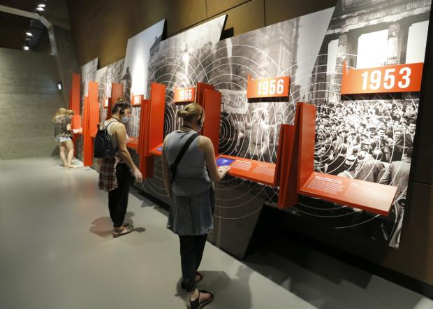 Europejskie Centrum Kultury otwiera swoją wystawę stałą. Zwiedzanie odbywać się będzie w ścisłym rygorze sanitarnym.