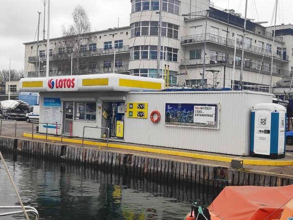 Od początku maja działają ponownie dwie stacje typu marina: w Gdyni oraz w Gdańsku.