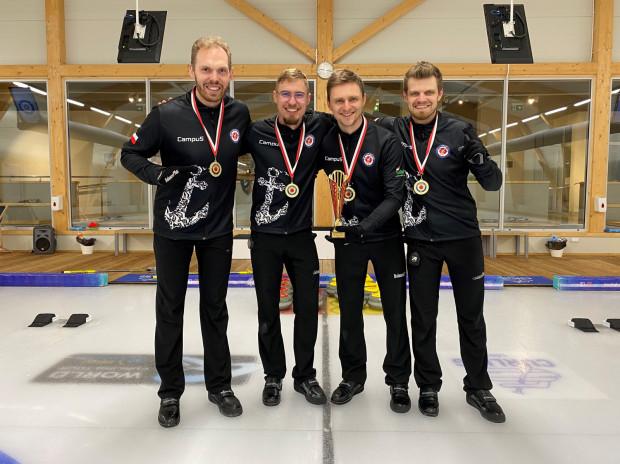 Sopot Curling Club Team Stych - mistrzowie Polski 2021