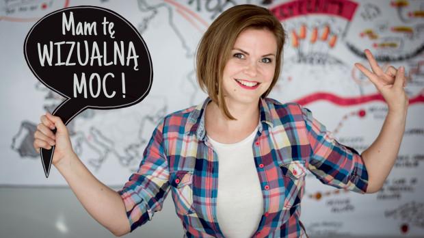 """Natalia stworzyła swoją markę """"Jadźka Rysuje"""", która w Trójmieście cieszy się dużą rozpoznawalnością na wydarzeniach stacjonarnych i online."""