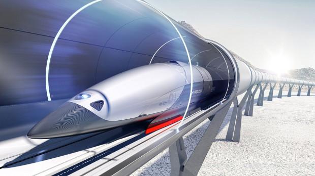 Choć możliwość organizacji transportu zbiorowego w próżniowych rurach (Hyperloop) bada się w różnych państwach, wciąż jest to dopiero raczkująca technologia.