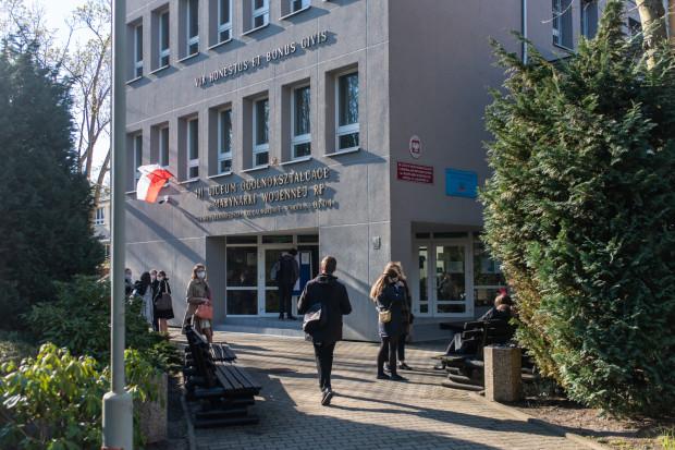 Drugi dzien matur 2021 - III LO w Gdyni