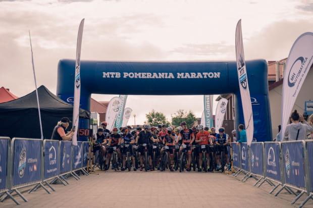 MTB Pomerania Maraton to cykl zawodów kolarskich, które zakończą się finałową edycją 4 września 2021 roku w Gdańsku.