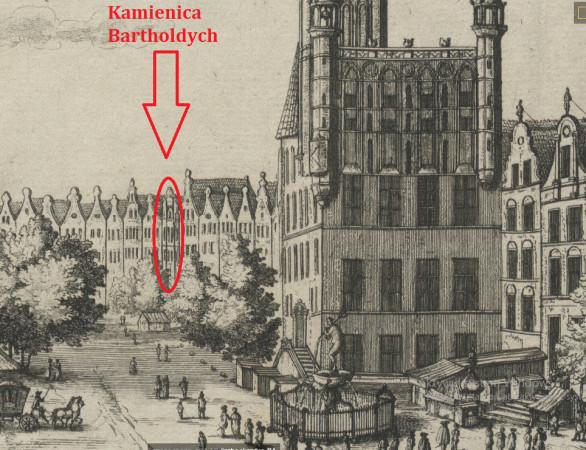 Kamienica rodziny Bartholdych.