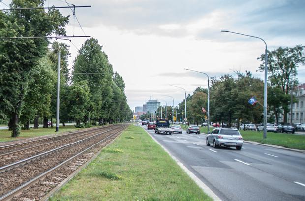Analiza ruchu odpowie na pytanie, czy al. Zwycięstwa w kierunku centrum Gdańska może zostać zwężona do dwóch pasów ruchu.
