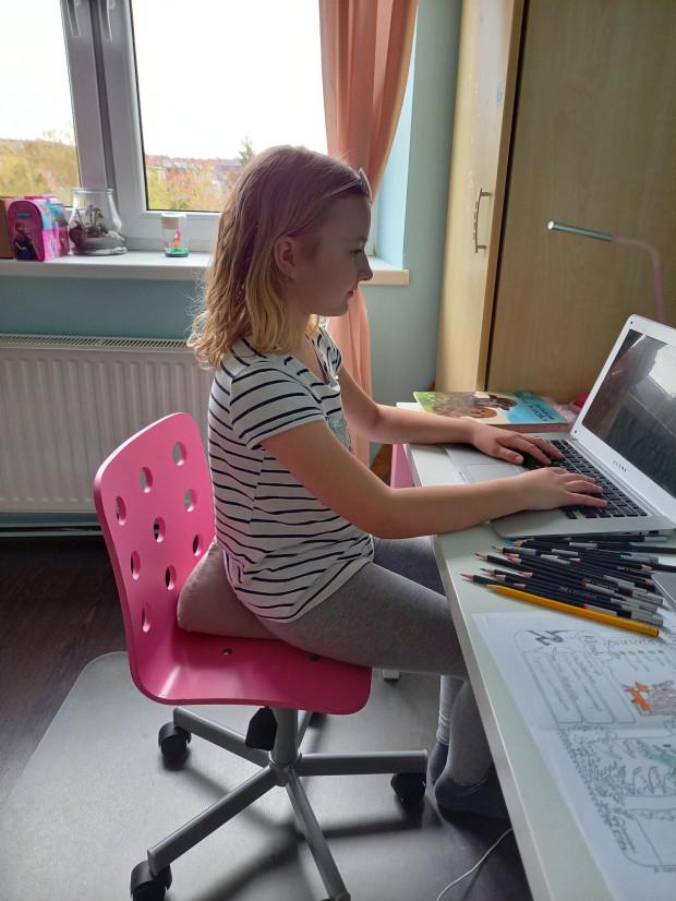 Młodzi użytkownicy poduszki ortopedycznej SuNew wystawili jej najwyższe noty.