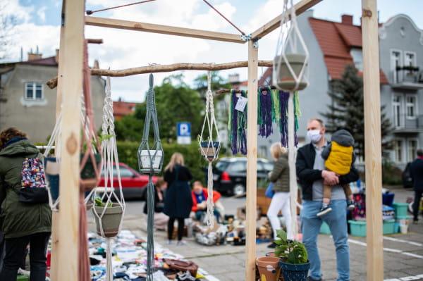 Oliwski pchli targ to impreza z tradycjami. W tę niedzielę połączona zostanie z targami roślinnymi.