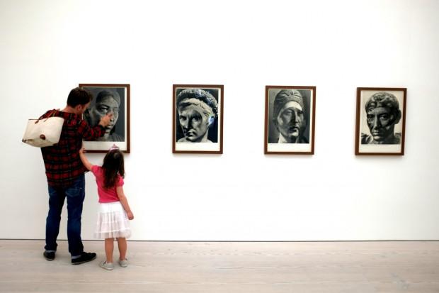 Weekend to przede wszystkim atrakcje w muzeach.