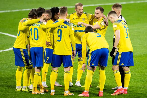 Arka Gdynia taką serię miała po raz ostatni na początku sezonu 2020/21. I wówczas, i teraz wygrała 4 mecze z rzędu.