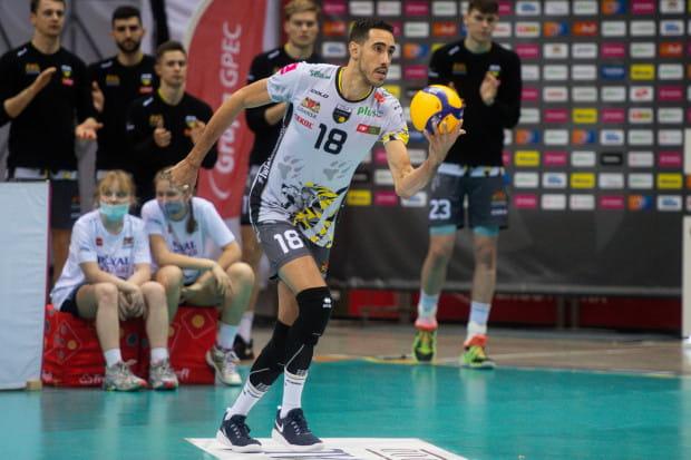 Pablo Crer spędzi w Treflu Gdańsk trzeci sezon z rzędu. Środkowy jest czwartym siatkarzem, który przedłużył umowę.